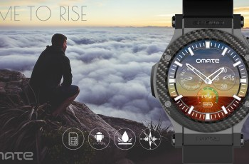 Omate Rise, Smartwatch , 3G Enabled