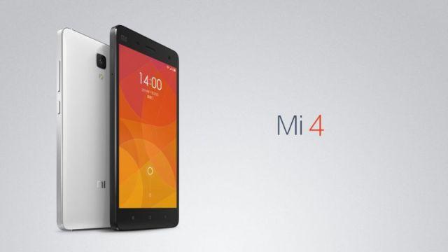 Xiaomi Mi 4, Android 6.0 Marshmallow