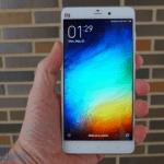 Xiaomi Mi Note, Android 6.0 Marshmallow