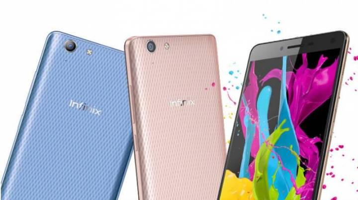 Infinis Hot 3, smartphone murah