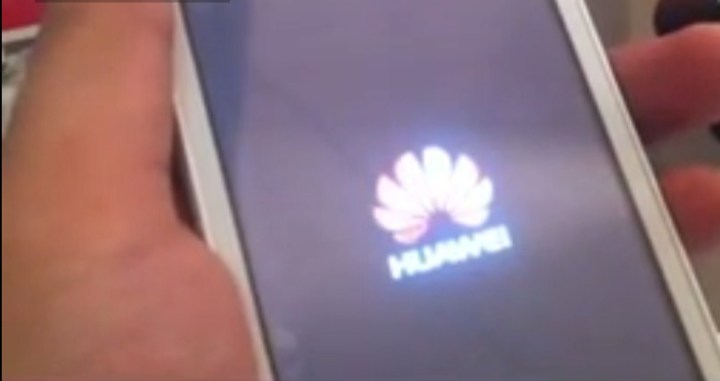 Reset Factory, Huawei Ascend