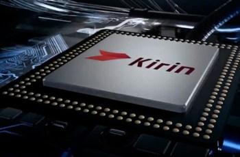 Huawei Mate 9,Chipset Kirin 960