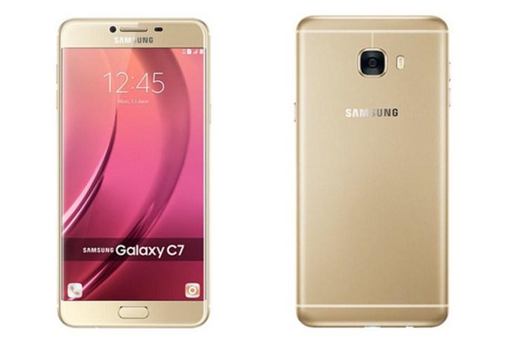 Lazada, Harga Samsung Galaxy C7