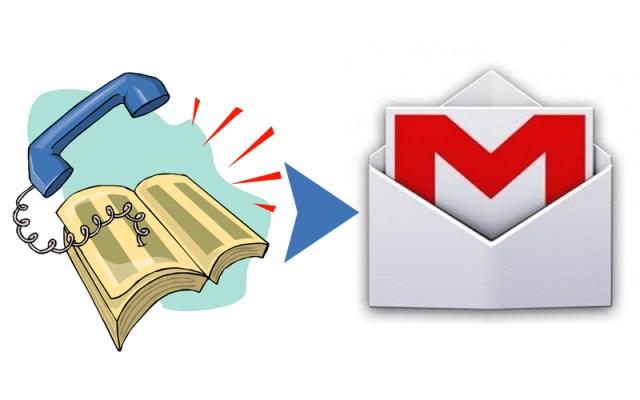 Gmail, Cara Backup