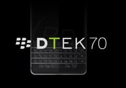 Bocoran Foto ini Perlihatkan Kamera Belakang Yang Cukup besar di Blackberry DTEK70