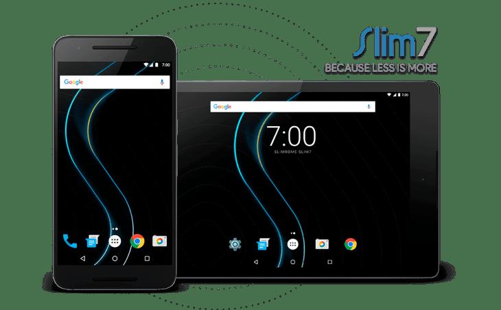 Slim7 ROM untuk OnePlus 5