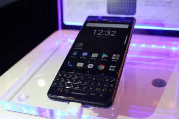 BlackBerry KEYone B