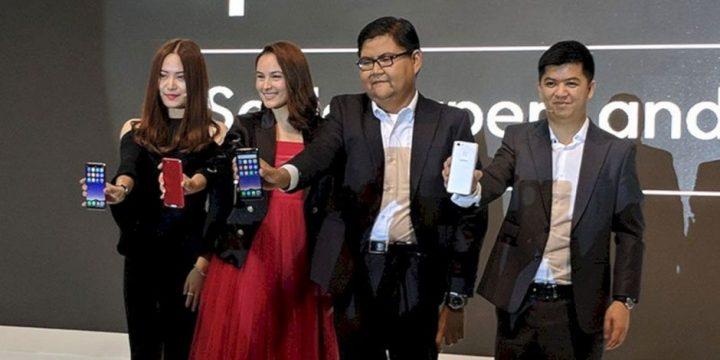 Oppo F5 di pasar Indonesia