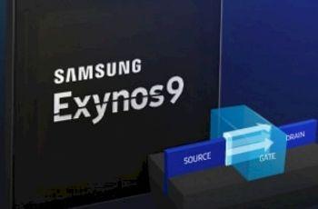 Chipset Exynos 9810