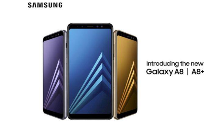 Samusng Galaxy A8 2018