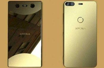 Sony Xperia Layar Penuh