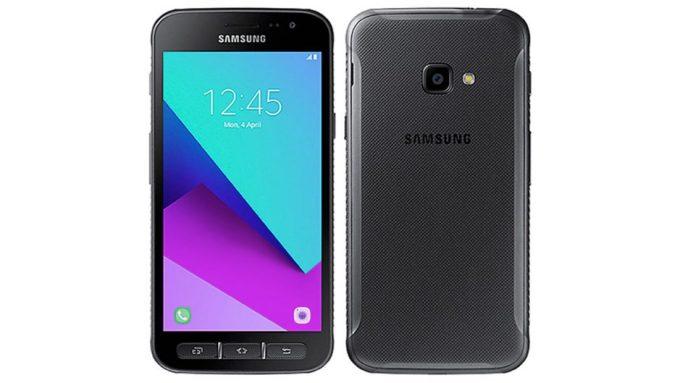 Galaxy XCover4 a