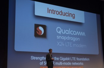 Qualcomm x24 lte
