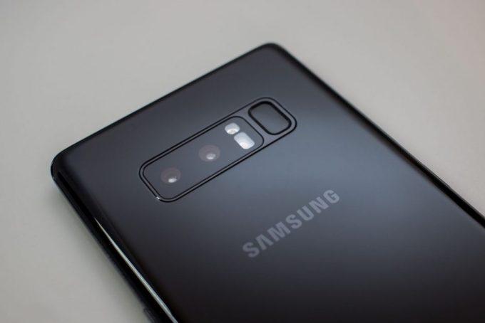 Samsung Dual Camera