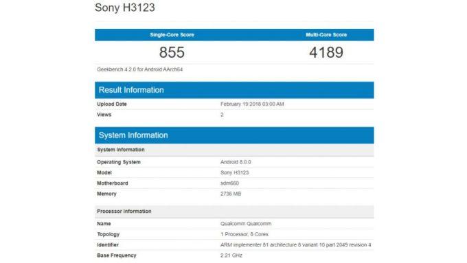 Sony H3123