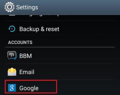 Cara Hapus Akun Google Dari Perangkat Smartphone Android