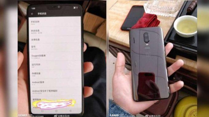 OnePlus 6 a