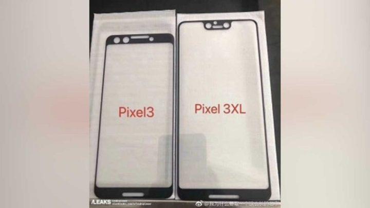 Pixel 3 dan Pixel 3 XL