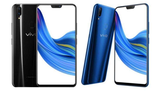 Vivo Z1 Launching