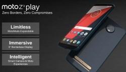 Keren! Motorola Moto Z3 Play Resmi Rilis Ini Keunggulannya