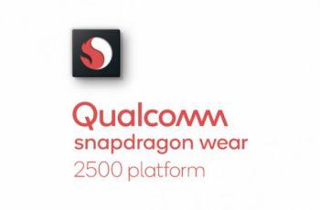 Qualcomm Snapdragon Wear 2500