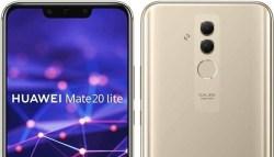 Wow! Bocoran Baru Ulas Spesifikasi Huawei Mate 20 Lite