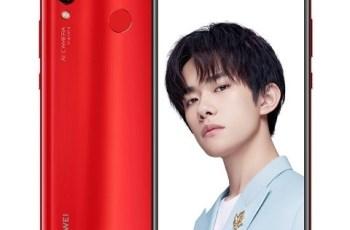 Huawei Nova 3 Acacia Red Edition