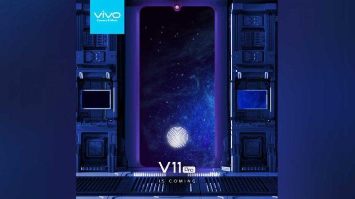 Vivo V11 Pro Teaser Indonesia