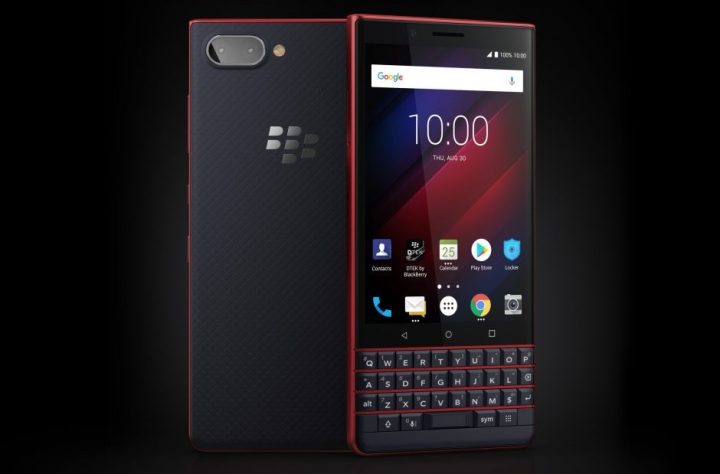 BlackBerry KEY2 LE Terbaru