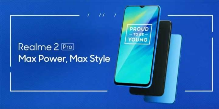 Realme 2 Pro resmi diluncurkan