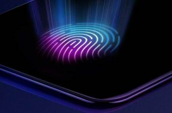 Vivo V11 Pro Fingerprint