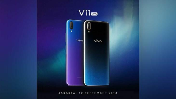 Vivo V11 Pro Rilis 1