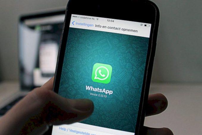 Cara Mengririm Folder di WhatsApp