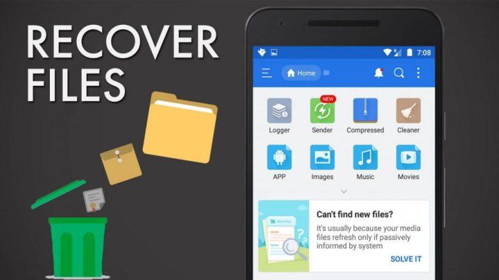 Tips Jitu Mengembalikan File, Foto, Atau Video Pada Android 2