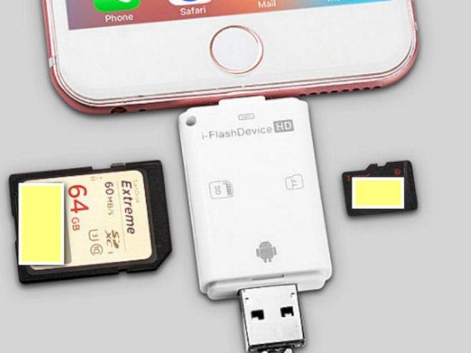 Cara Menggunakan USB OTG
