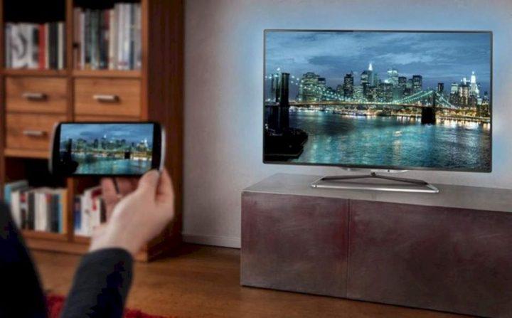 Cara Menyambungkan Smartphone ke TV