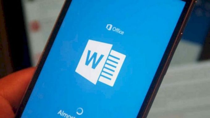 Ms Word di Android