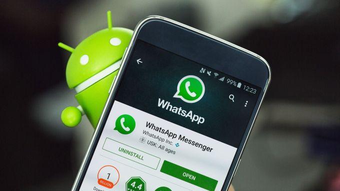 WhatsApp Sidik Jari