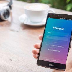 Aplikasi Instagram result
