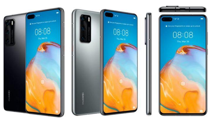 Bocoran Huawei P40 dan P40 Pro