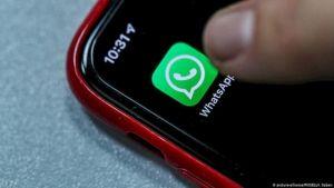 Fitur WhatsApp Dark Mode