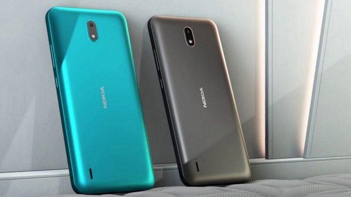 Nokia C2 Berbasis Android Go