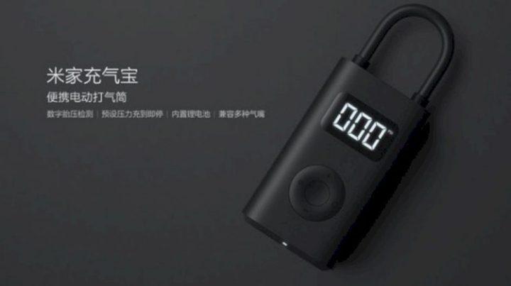 Pompa Angin Digital Xiaomi