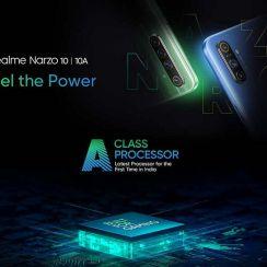 Acara Peluncuran Realme Narzo 10