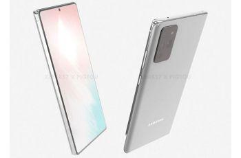 Bocoran Render Samsung Galaxy Note 20