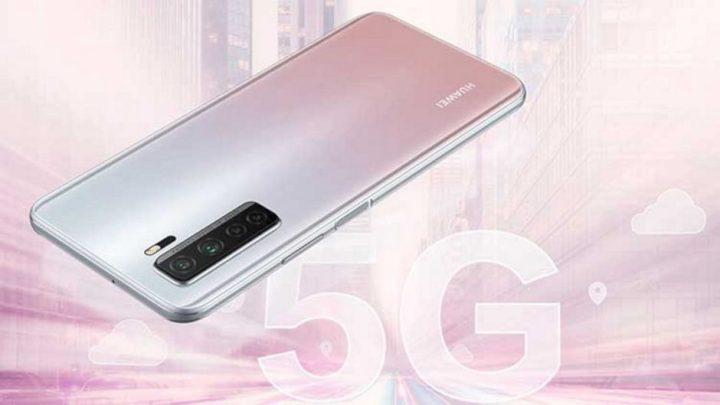 Huawei P40 Lite 5G Resmi Diluncurkan
