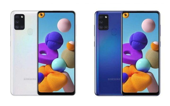 Samsung Galaxy A21s Resmi Diluncurkan
