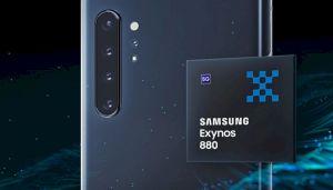 Samsung Perkenalkan Exynos 880 5G