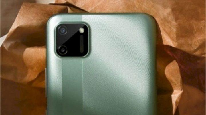 Desain Kamera Realme C11