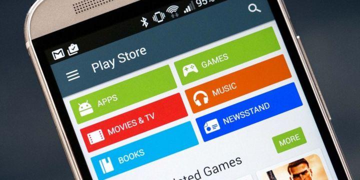 Gunakan Aplikasi Dari Play Store